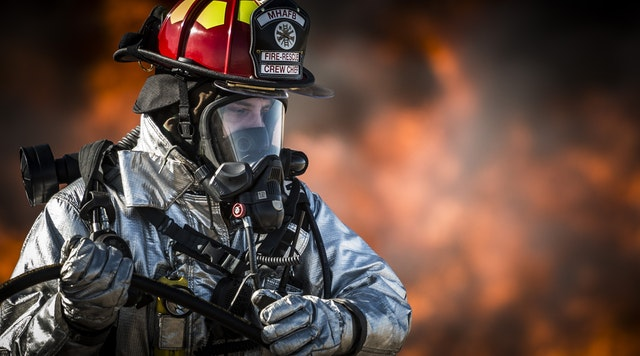 firefighter-fire-portrait-training