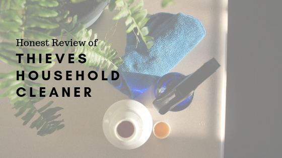 Honest Review of Thieves Household Cleaner